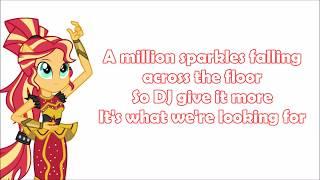 "MLP: Equestria Girls 5 ""Dance Magic"" Lyrics"