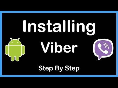 How To Install Viber On Android Phone