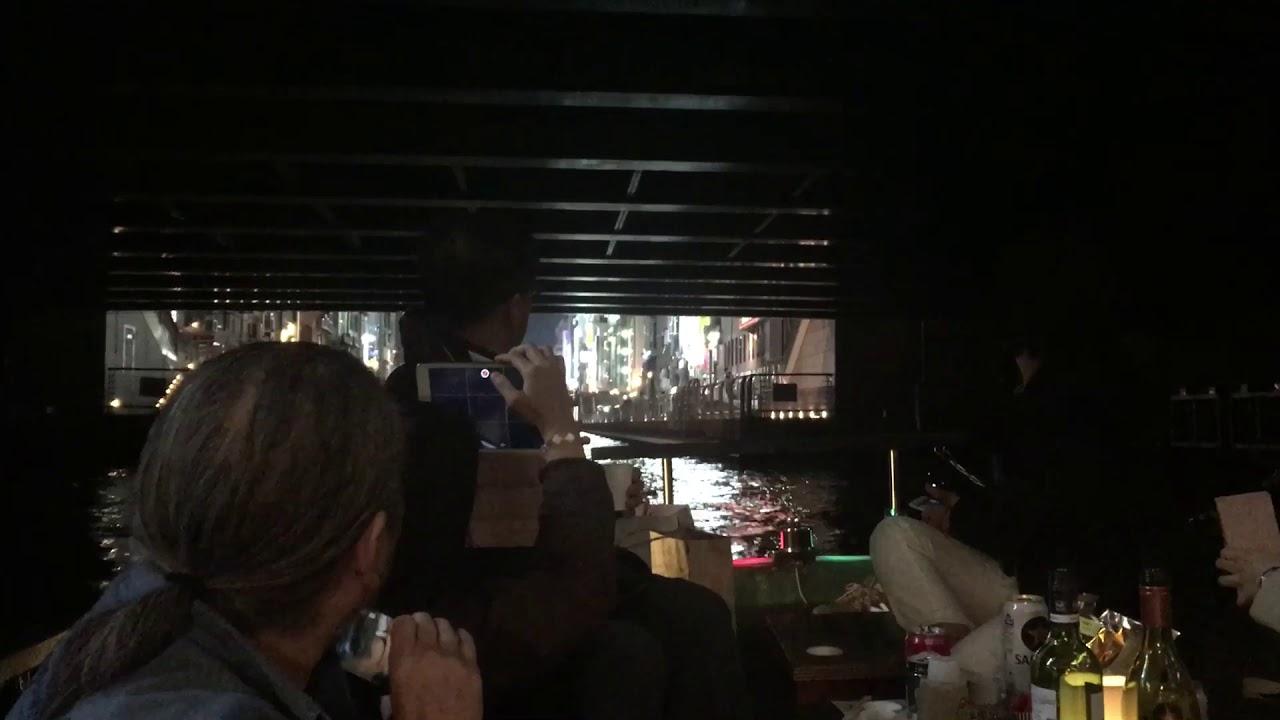 温々女将企画道頓堀船貸切ナイトツアー2019春