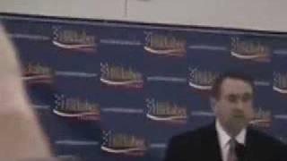 Mike Huckabee In Springfield Mo #2