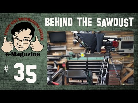 Build a professional quality teleprompter for $100-200 (Homemade/DIY) BSD #35