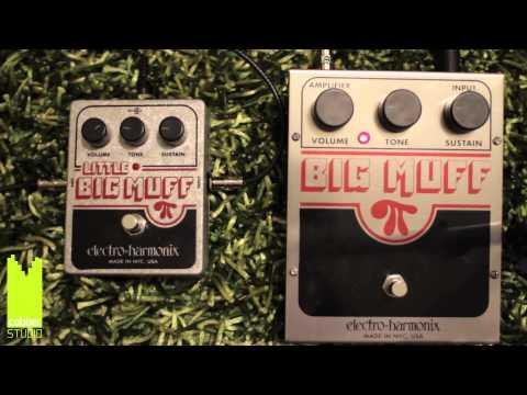 EHX Big Muff vs Little Big Muff