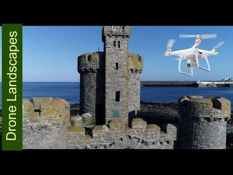 Douglas - Isle of Man by Drone