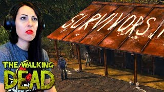 The Walking Dead Episode 3 - Part 4 - Train Station