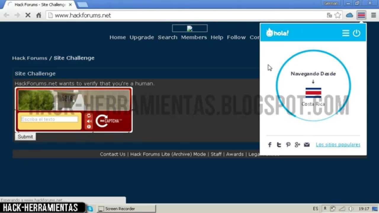 how to unlock hackforums net - Como desbloquear HackForums net