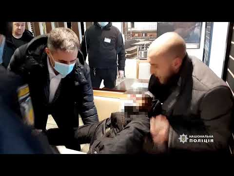 Поліція Одещини: В Одесі поліцейські затримали чоловіка, який заявив про загрозу безпеці людей