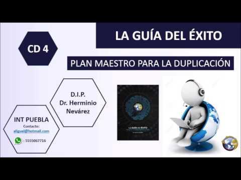 CD4   Plan Maestro Para La Duplicación   DIP Dr  Herminio Nevárez