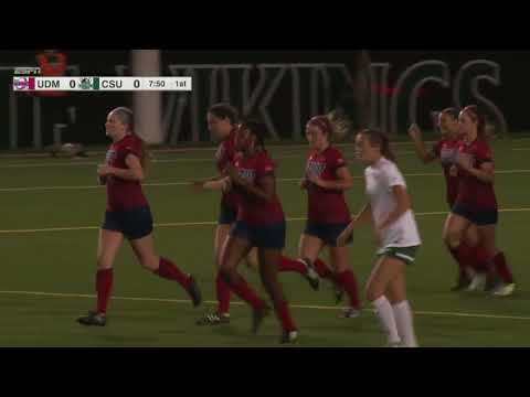 2017 NCAA Women's Soccer   Detroit Mercy vs Cleveland State
