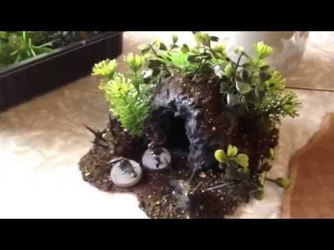 Goblins Cave Entrance for D&D RPG