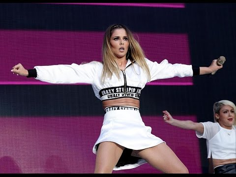 Cheyl  Crazy Stupid Love feat Tinie Tempah  At Capitals Summertime Ball June 21st 2014