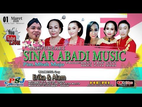 LIVE STREAMING SINAR ABADI MUSIC // LIVE MEKARSARI