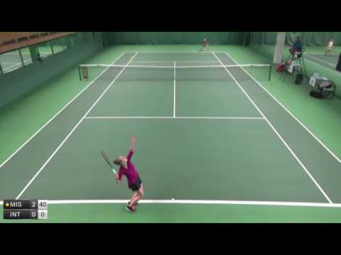 Mishina Daria v Intert Amelie - 2016 ITF Helsinki