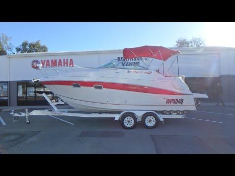 2001 Four Winns 248 Vista Cruiser - For Sale at Northside Marine