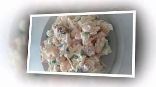 Фасолевый салат с сухариками!!!!