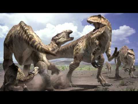 Chased by Dinosaurs: Land of Giants Soundtrack - Welcome to Argentina