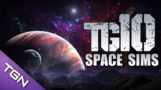 TG10 : Top 10 Upcoming Space Sims