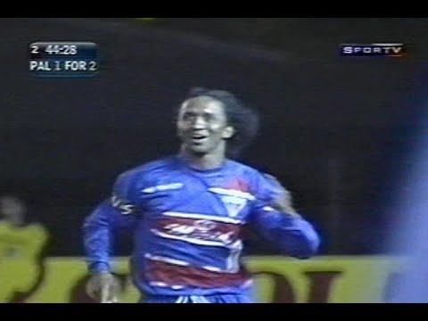 Palmeiras 1 x 2 Fortaleza (17/07/2005)