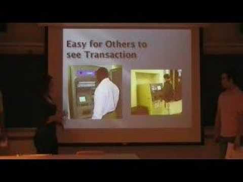 User Centered ATM Design