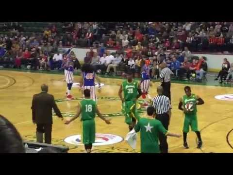 IAmBrendanWong Vlogs Ep 4: Harlem Globetrotters Funny Moments