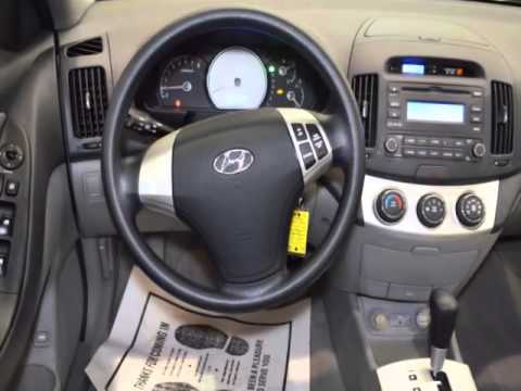 2008 Hyundai Elantra 4dr Sdn Auto Se Power Windows Cruise