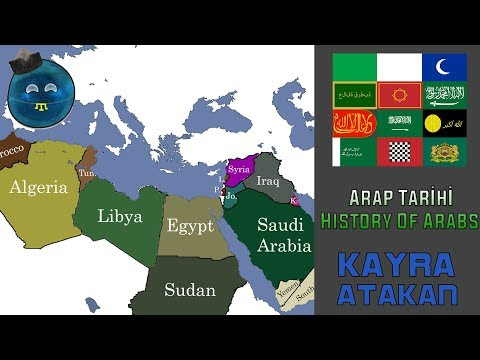 History Of Arabs (Old Version) - (Eski Video)Arap Tarihi