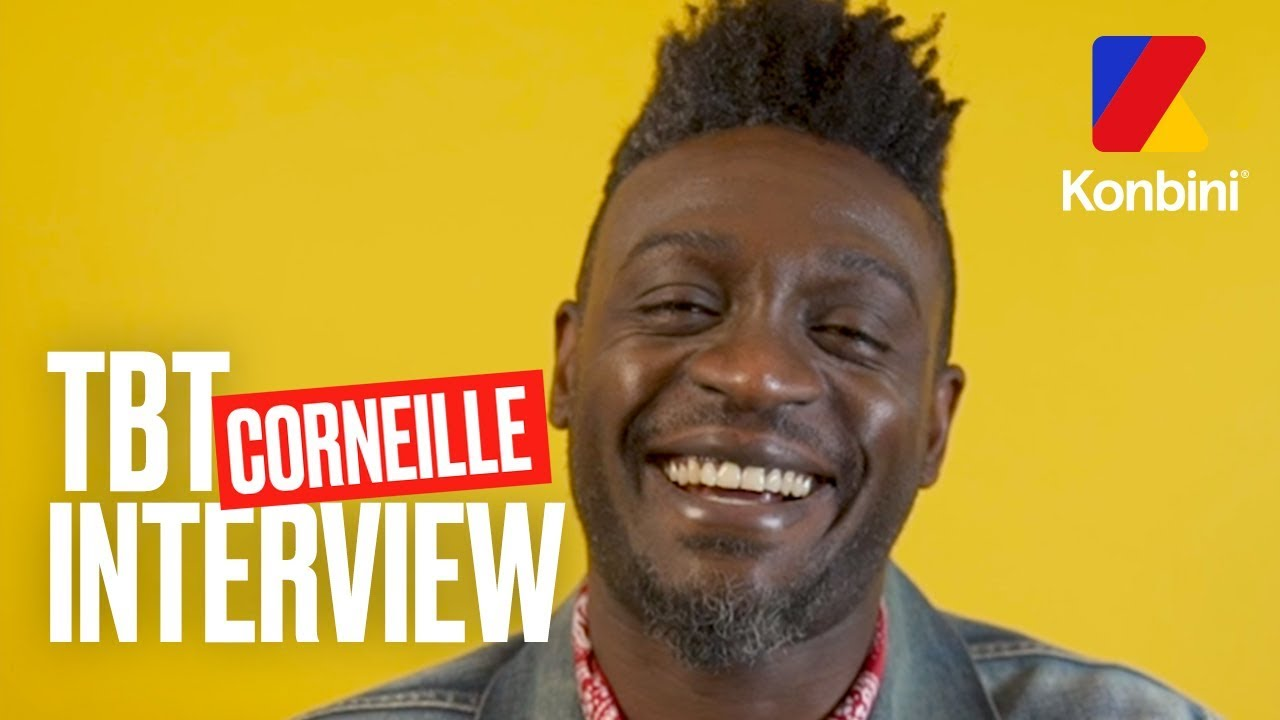 Corneille Tbt Interview Youtube