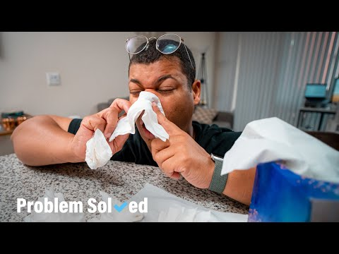 5 household fixes to help relieve seasonal allergies   Problem Solved