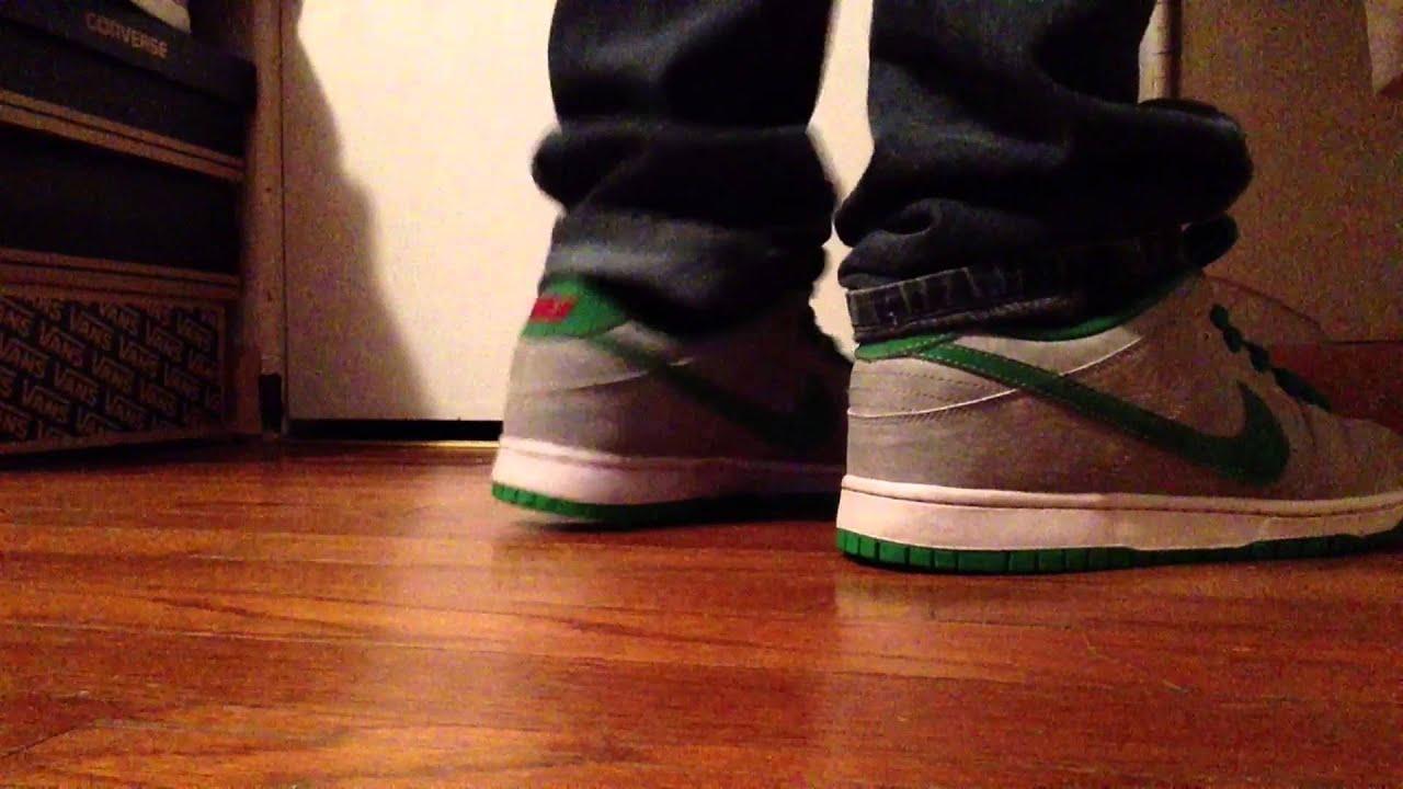 Nike Sb Dunks Low Pro On Feet
