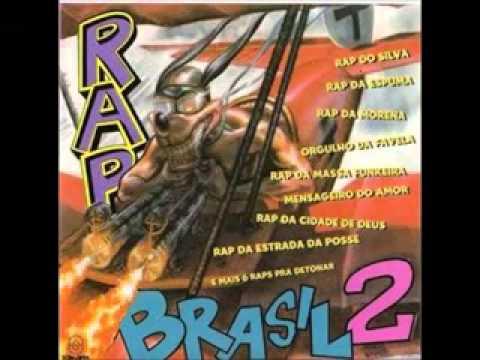 Rap Brasil  Vol .  II  (Funk)  1995            (Completo)