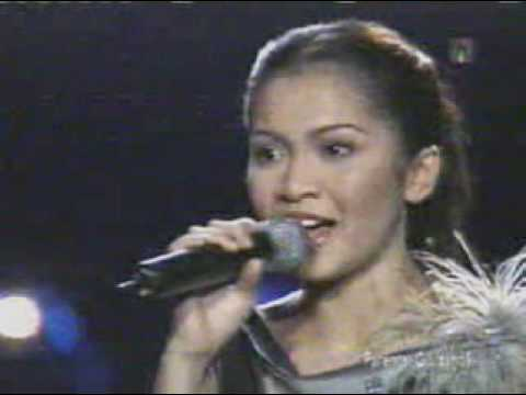 carol banawa (One God) ABSCBN Christmas Special