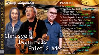 Download Lagu  3in1 Iwan Fals Ebiet G Ade Chrisye Terbaik Dari Sang Legenda Hq Audio MP3