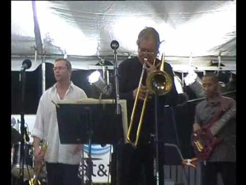 Joe Gallardo in Texas Jazz Festival