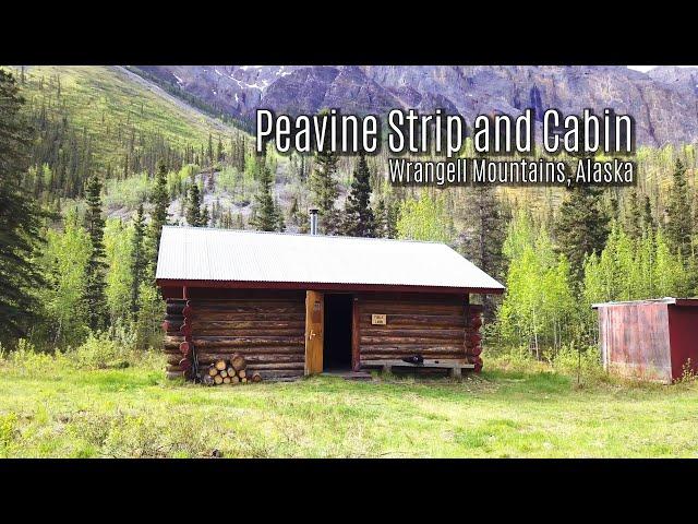 Peavine Strip and Public Use Cabin-Alaska | Geoff Oliver