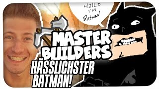 DER HÄSSLICHSTE BATMAN   MASTERBUILDERS MIT IZZI   REWINSIDE