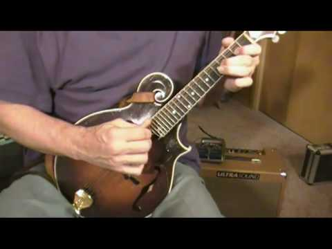 Bill Cheatham (Cheatum) on Mandolin - Slowed Down