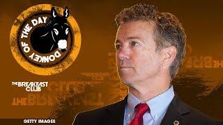 Republican Sen. Rand Paul Blocks 9/11 Victim Funding Bill