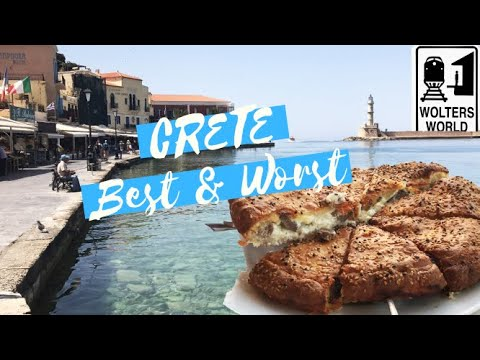 Crete: The Best & Worst of Visiting Crete, Greece