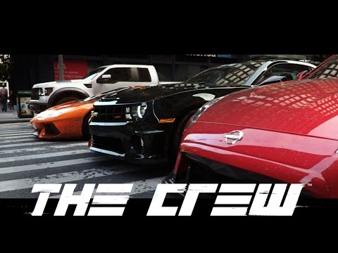 THE CREW  |  Launch Trailer [SCAN]