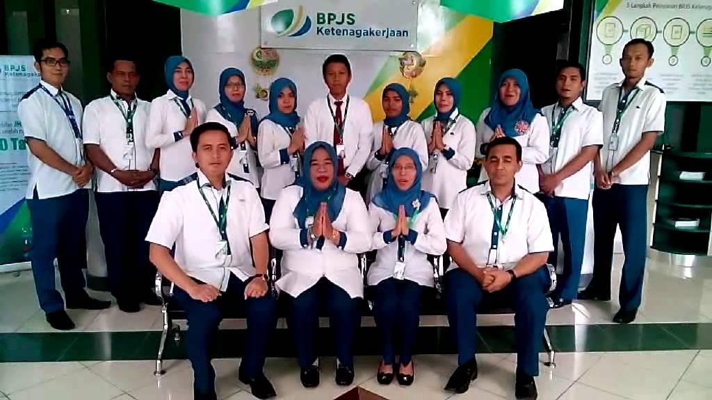 Selamat Hari Raya Idul Fitri 1436 H Bpjs Ketenagakerjaan Cabang Banda Aceh Youtube