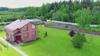 Продажа коттеджного поселка семейного типа из 4-х домов, база отдыха.