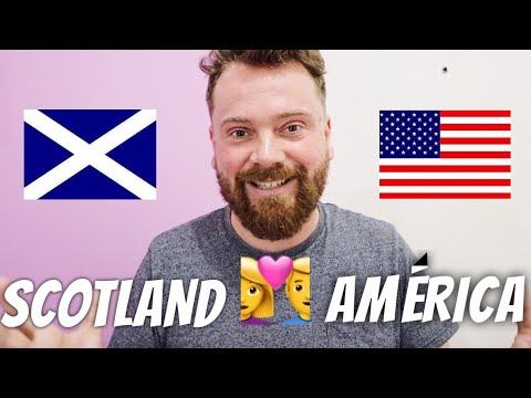 Scotland's Special Relationship With America