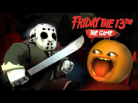 FRIDAY THE 13TH: THE GAME!!! (Annoying Orange) #ShocktoberGames