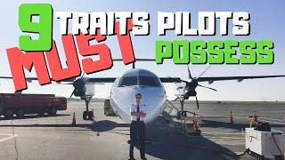 Pilot Personality Traits - Qualities of a Good Pilot!