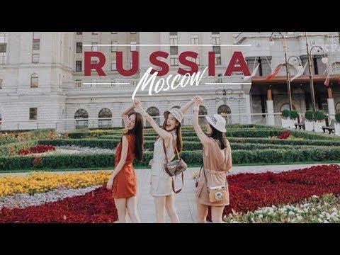สวยจัดรัสเซีย! RUSSIA x KATHY MAYYR PIMTHA  -  EP.1