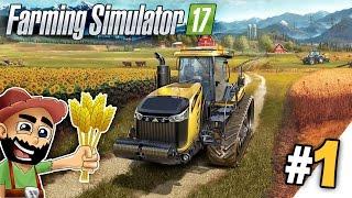 Farming Simulator 17 Ep1 - E STELAR N-AM CE ZICE