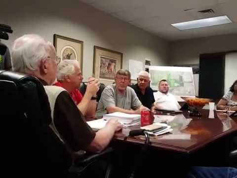 Benton Committee Meeting to Review Proposals for Palace Theatre 062116