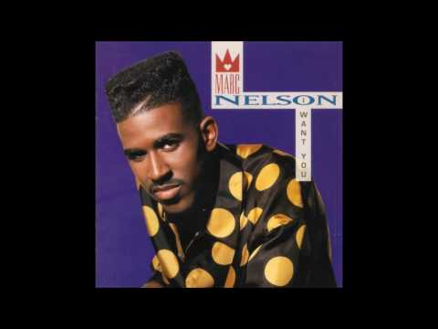 Marc Nelson - I Want You *1991* [FULL ALBUM]