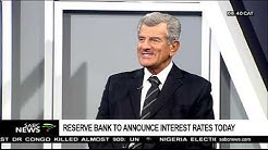 Reserve bank to announce interest rates today