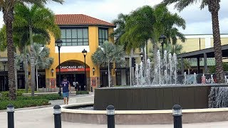 Sawgrass Mills - grandiose outlet mall in Florida 4K