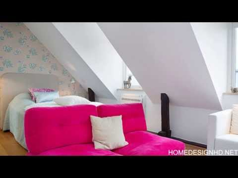 Cozy Atmosphere Recreated in a Three Bedroom Loft in Stockholm [HD]